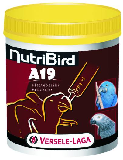 Nutribird A19 Versele Laga 800 gr. Papilla Alta Energia