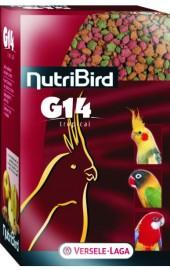 Nutribird G14 Tropical Versele Laga 1 Kg. Cotorras y Ninfas