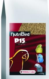 Nutribird P15 Original Versele Laga 10 Kg. Loros
