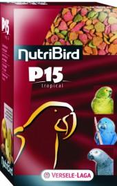 Nutribird P15 Tropical Versele Laga 1 Kg. Loros